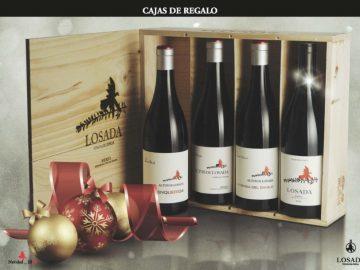 vinos navidad losada