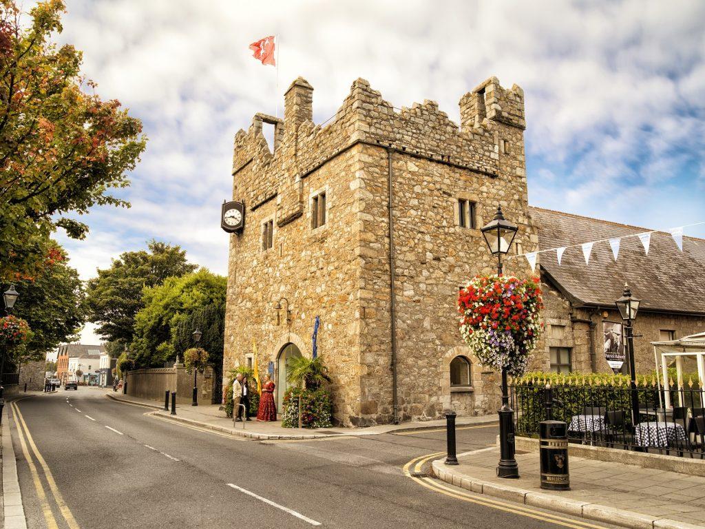 irlanda castillo de Dalkey
